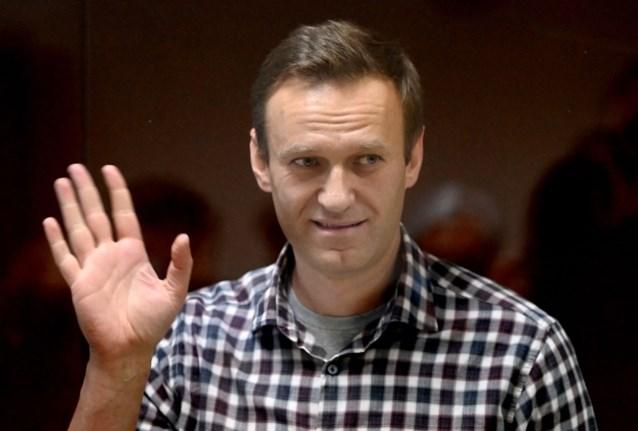 Russische oppositieleider Navalny geeft teken van leven vanuit gevangenis