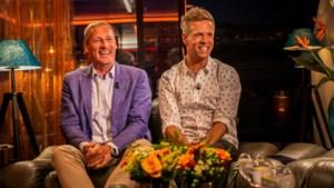 """Gert en James verlaten de Evanna voor dagelijkse 'De Cooke & Verhulst show': """"Veel gasten en veel show"""""""