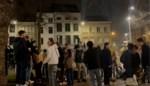 Samenscholingen in Antwerpen, Leuven en Luik: politie grijpt in en sluit parken af