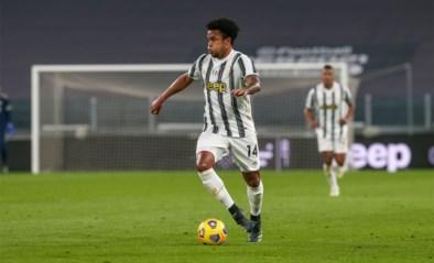 Juventus legt Amerikaan Weston McKennie definitief vast