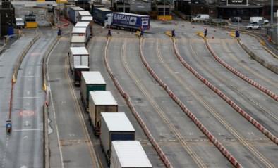 Britse regering opnieuw op ramkoers met EU over grenscontroles