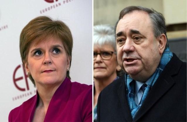 """Schotse premier ontkent dat ze voorganger """"te grazen wilde nemen"""""""