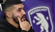 Brute pech: nieuwkomer Zakaria Bakkali glijdt tegen doelpaal en is even out bij Beerschot