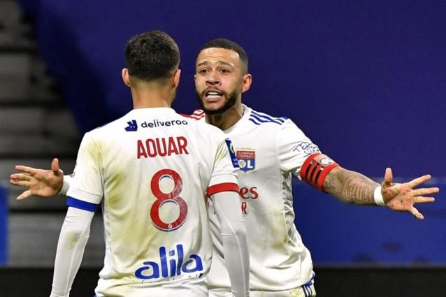 Lyon met Denayer smeert Rennes en Doku vierde nederlaag op rij aan, Jonathan David houdt Lille op kop met twee goals