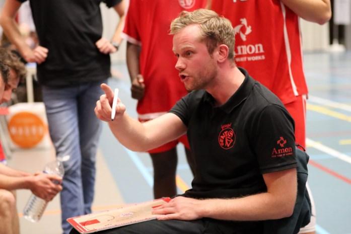 Trainer-coach Zeno Neyt wil met Gents project naar de top