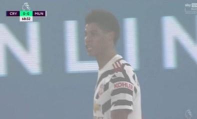 Het nadeel van een leeg stadion: vlammende ruzie tussen Manchester United-spelers ontsnapt niet aan de microfoons
