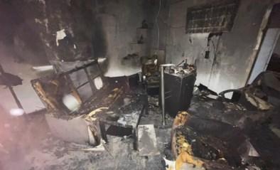 Politie opent onderzoek naar mogelijke brandstichting in kapperszaak