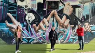 Street art in Zennestad kan je voortaan eenvoudig ontdekken via gratis app
