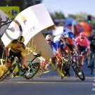 In de Ronde van Polen wordt er niet langer gesprint in Katowice