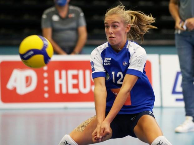 """Janne Devos: """"Ik hoop dit seizoen nog meerdere keren mijn steentje te kunnen bijdragen"""""""