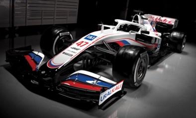 In deze bolide maakt Mick Schumacher zijn debuut in de Formule 1