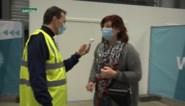 Wouter Beke helpt als vrijwilliger in vaccinatiecentrum Lommel