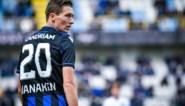 Hans Vanaken en Tahith Chong beginnen in de basis bij Club Brugge, Nicolas Raskin opnieuw in de basis bij Standard