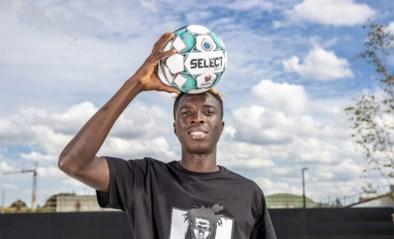 """Youssouph Badji wil de Romelu Lukaku van Club Brugge worden: """"Ik ben vier kilo sterker. Maar ik wil nog meer"""""""