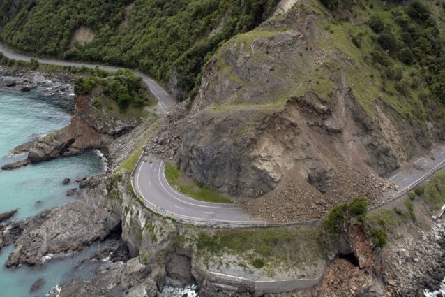 Vrees voor tsunami geweken na zware aardbeving nabij Nieuw-Zeeland