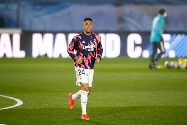 Nóg een blessure bij Real: Mariano Diaz valt uit en mist Madrileense derby