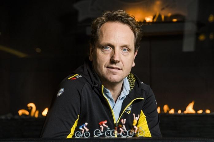 """Merijn Zeeman, sportief manager van Jumbo-Visma, ontvouwt zijn plannen met Van Aert: """"Wout voor het groen? Ten vroegste volgend jaar"""""""