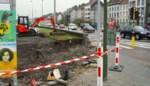 Voetgangers en fietsers krijgen meer plaats aan Dampoort: muurtje bij drukke oversteek gesloopt