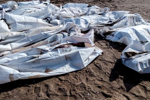 Minstens twintig migranten verdronken voor Djibouti nadat smokkelaars hen in zee gooien