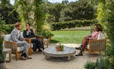 Eén zendt maandag spraakmakend Oprah-gesprek met Harry en Meghan uit