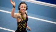 """Eline Berings voelt zich op het EK indoor 'in haar natuurlijke habitat': """"Hiervoor heb ik maanden doorgezet"""""""