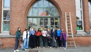 Jonge streetartkunstenaars zetten scholen letterlijk in de verf