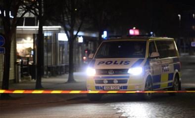 """Zweedse politie schiet man neer die zeven mensen neerstak: """"Mogelijk terrorisme"""""""