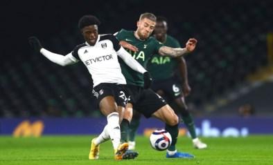 Tottenham (met Toby Alderweireld) en Everton winnen van kelderploegen