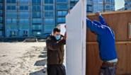 Geen lockdown op het strand dit jaar: opbouw cabines (en strandbars) mag binnenkort beginnen