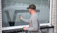 Belg heeft miljoenen fans op Tiktok door creatief ramen te wassen