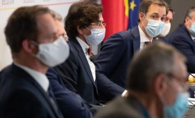 """Eén woord klinkt steeds luider in aanloop naar Overlegcomité: """"We hebben les echt wel geleerd"""""""