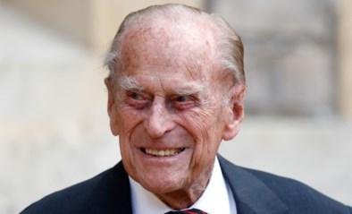 Britse prins Philip heeft succesvolle ingreep ondergaan