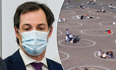 """Premier De Croo: 'Buitenplan' voor activiteiten in openlucht """"in de maak"""""""