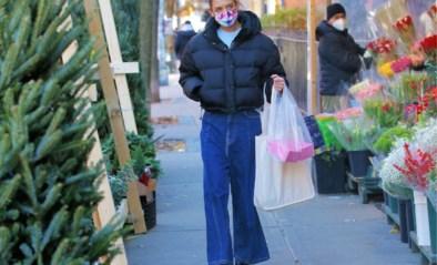 Dag skinny, welkom losse jeans: Katie Holmes geeft het goede voorbeeld