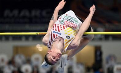 Thomas Carmoy naar finale hoogspringen op EK indoor, Stijn Baeten plaatst zich voor finale 1500m