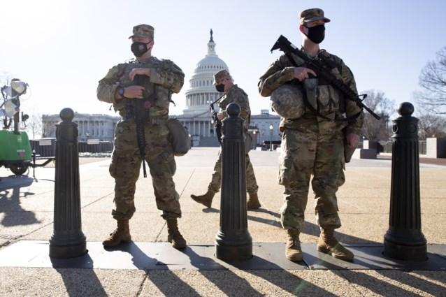 Plan om Capitool te bestormen ontdekt: militiegroep gelooft dat Trump vandaag weer president wordt