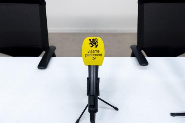 """Vlaams Parlement heeft """"ambitieuze plannen"""" met eigen tv-omroep"""