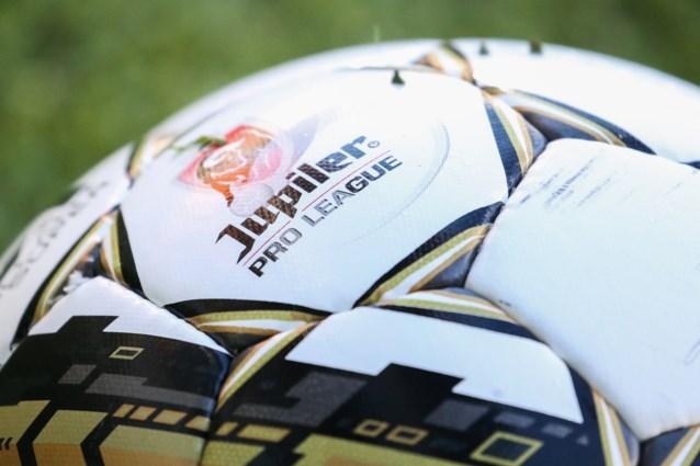Jupiler Pro League-clubs in regenboogkleuren voor diversiteitscampagne
