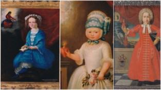 Dendermondse kinderportretten verhuizen tijdelijk naar Antwerpen