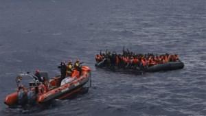 42 migranten van boot gered nabij Duinkerke