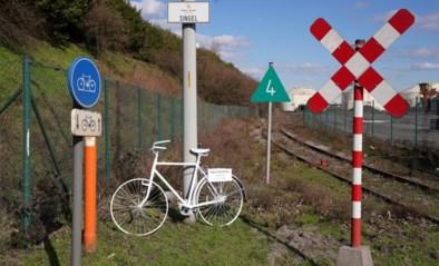 """Verongelukte Seppe (29) herdacht met 'ghostbike': """"De haven is nog steeds niet veilig voor fietsers"""""""