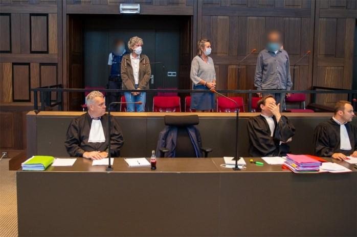 Assisen: beruchte 'Duivelskoppel' Hilde van Acker en Jean-Claude Lacote riskeert opnieuw levenslang na koelbloedige executie
