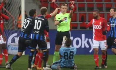 """Referee Department: """"Goal van Standard was buitenspel, doelpunt van Club Brugge terecht afgekeurd"""""""