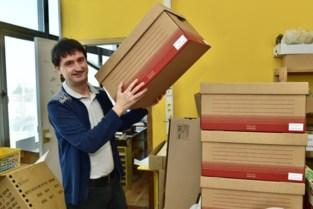'Cupido'-kandidaat aan de slag als vrijwilliger bij Speelgoedmuseum Mechelen