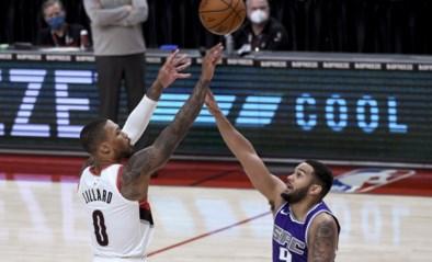 NBA. Damian Lillard zorgt weer voor 'Dame Time' bij Portland en is intussen goed voor gemiddeld 30 punten