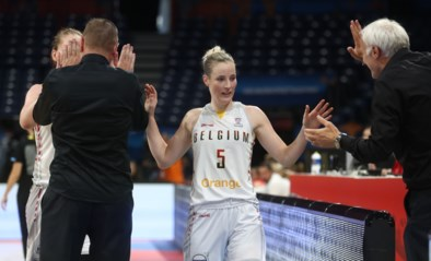 Belgian Cat Kim Mestdagh naar halve finale Italiaanse basketbeker