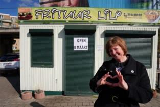 """Opnieuw handgemaakte frietjes bij Liliane van Frituur Lily: """"Frituur komt op de eerste plaats"""""""