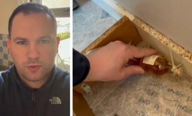 """Man doet speciale ontdekking onder keukenvloer van appartement: """"Drink er eentje op ons!"""""""