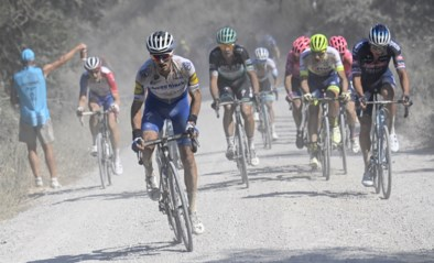 """Geen nattigheid te bespeuren in Strade Bianche: """"We verwachten geen plotse verassingen voor de renners meer"""""""