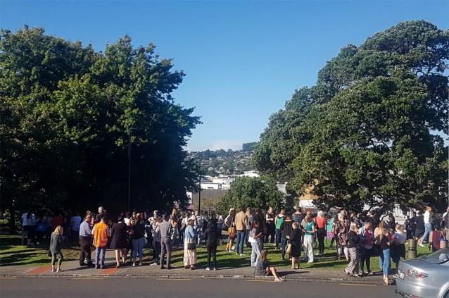 Nieuw-Zeelanders mogen weer naar huis na derde zware aardbeving en tsunami-alarm